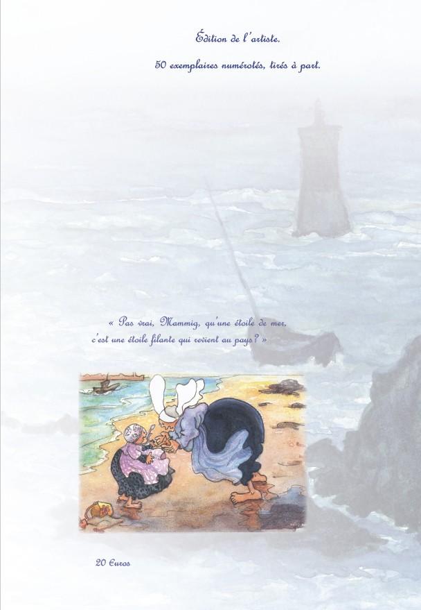Dos de l'album