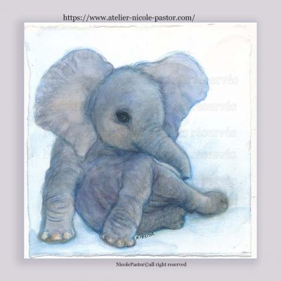 olifant-bebe-elephant-original