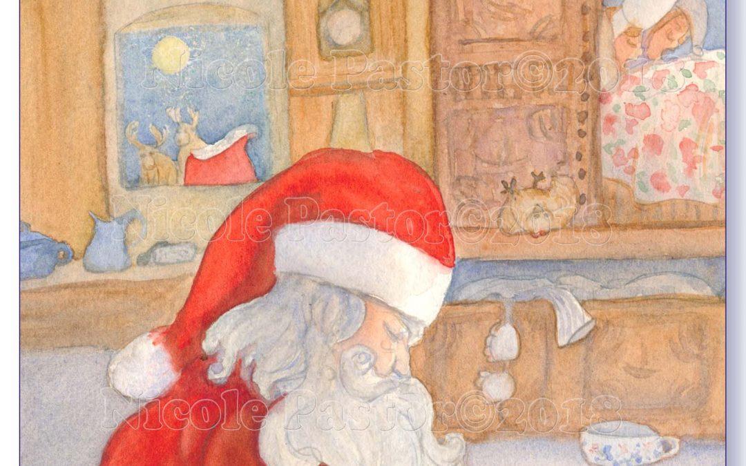 Question à deux balles: Que fait le Père Noël ?