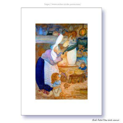 Editions d'art 18x24cm