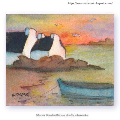 aquarelle-pastor-maisons-bretonnes
