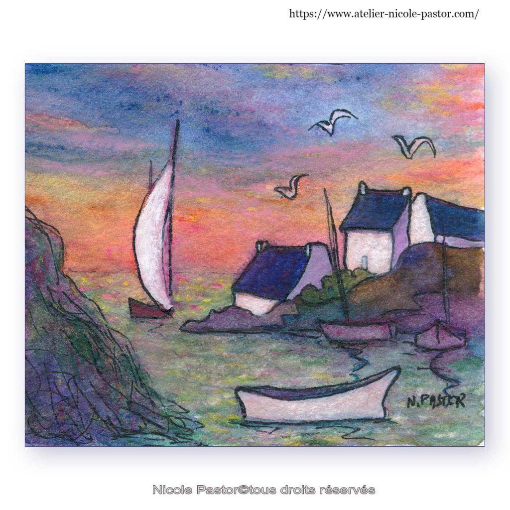 Maisons bretonnes
