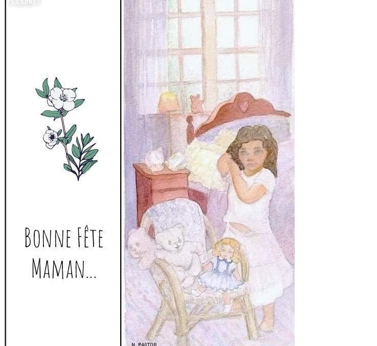 Bonne Fête à toutes les Mamans!