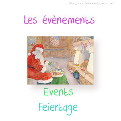 Les fêtes