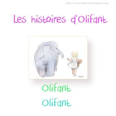 Les hisoires d'Olifant