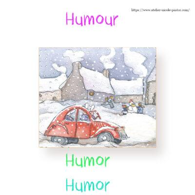 Scènes humoristiques