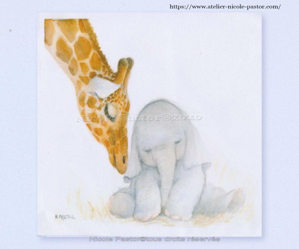 Ne pleure plus, petit Olifant