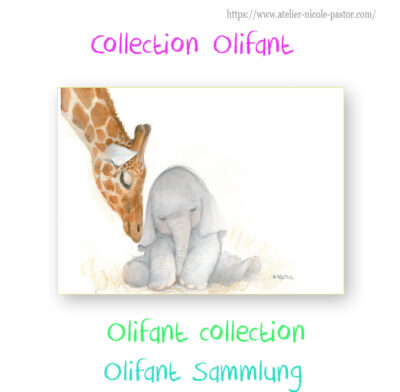 Collection Olifant