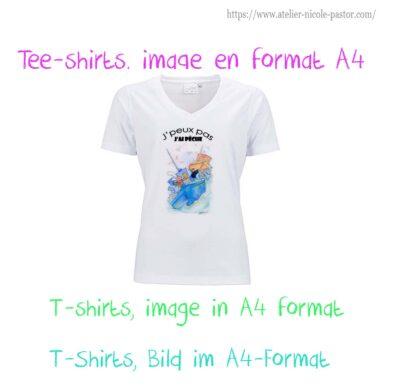 T-shirts image A4